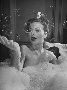 I crave a bubble bath @cravecompany and #whatdoyoucrave
