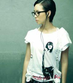 Asian Girls in Glasses