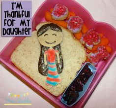 Diana Rambles: I'm Thankful For... Bento Blog Hop