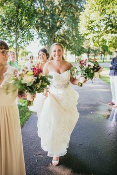 100 Layer Cake, Bridal Makeup, Style Me, Nyc, Bride, Wedding Dresses, Pretty, Beauty, Fashion