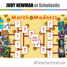 Did you ever imagine basketball could inspire excitement and a love of reading? In this Teacher Feature Sylvia Koehly shares her tips for hosting a March Madness Book tournament! #JNBlog #MarchMadness #Reading #TeacherTip