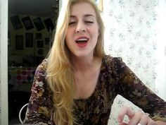 """Love listening to her sing...Carley Nunn doing a cover from Corinne Bailey Rae """"Like a Star"""""""