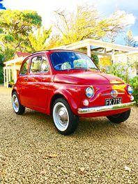 Fiat 500 F 1969