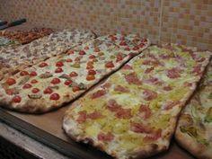 Pizza + Peroni =