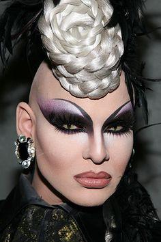 Make up cute ART!! DRAG QUEEN