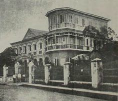 An Early History of the San Miguel Brewing Company in the Philippines - Including One of the Earlist Photographs of the Company in Manila