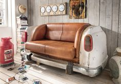 #autosofa #möbel #automöbel #industrialdesign #industrial #original #unikat
