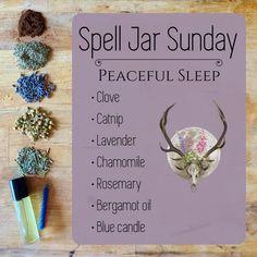 Witch Spell Book, Witchcraft Spell Books, Jar Spells, Magick Spells, Voodoo Spells, Happiness Spell, Dream Spell, Sleep Spell, Good Luck Spells