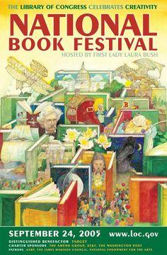 National Book Festival 2005