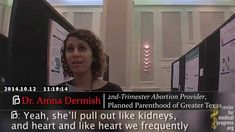 """Planned Parenthood TX Abortion Apprentice Taught Partial-Birth Abortion to """"Strive For"""" Intact Heads"""