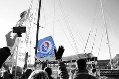 Despidiendo a los regatistas de la BWR 2014/15. Buenos vientos!!!