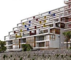 Edificio Bonet en Mar del Plata de Antonio Bonet