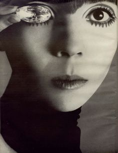Penelope Tree, Vogue, 1967.  Richard Avedon.