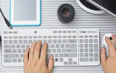 Jaasta E-Ink Keyboard