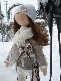 Olga (Handmade Doll)