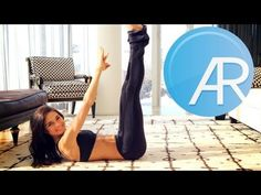 6 MINUTE ABS OF STEEL AB WORKOUT!