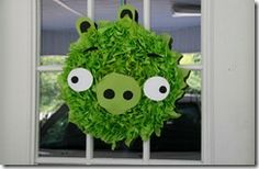 More angry bird party ideas