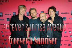 Forever Sunrise Avenue,  forever a Sunriser♥♥♥