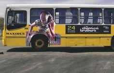 Ruote dal mondo (Bus # 3)   iSpot