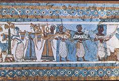 The famous stone Ayia Triada Sarcophagus   De Minoïers gebruikten fresco's om hun paleizen en huizen te versieren. Met   hun fresco's brachten ze voora Hier vind je de beste tips[ hoe je een vrouw versierd| een duurzame relatie start|om vrouwen te versieren|voor een lange relatie] paypro.nl/producten/Vandaag_Vrouwen_Versieren/3658/19509