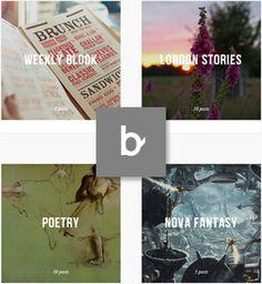 Blookist. Des blogs qui ont du style.