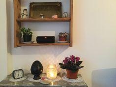 Floating Shelves, Home Decor, Lantern Candle Holders, Homemade Home Decor, Wall Mounted Shelves, Wall Shelves, Decoration Home, Interior Decorating