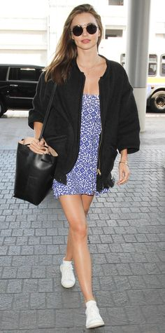Look of the Day - July 04, 2015 - Celebrity Sightings In Los Angeles - June 30, 2015 from #InStyle