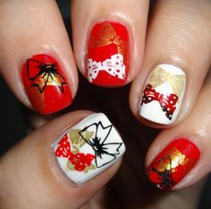 Wendy's Delights: MoYou Stamping Plate 105 @MoYou Nails