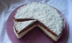 koko Czech Recipes, My Recipes, Ethnic Recipes, Cake Creations, Tiramisu, Ham, Cheesecake, Goodies, Food And Drink