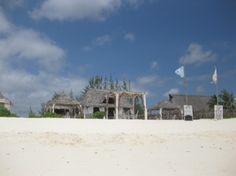 Bar sulla spiaggia di kywnga