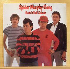 SPIDER MURPHY GANG - Rock´n´Roll Schuah - mint minus - Vinyl LP - OIS - Top RARE