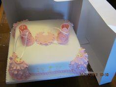 Christening cake a order in may 2014 Brown Sugar Cakes, Christening, Baking, Bakken, Backen, Postres, Pastries, Roast