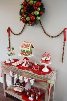 Easy Christmas Party Ideas By A To Zebra Celebrations Via