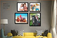 Looking for Wall #PhotoFrame Sets? With a super price and cheap and fast shipping. Contact us @ (03)9642 1095