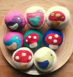 pixie pod wool dryer balls