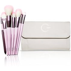 GG Beauty Premium Synthetic Makeup Brush Set 20 Piece - Cosmetics Brush Kit with White Pouch * Find out more about the great product at the image link. (This is an affiliate link and I receive a commission for the sales)