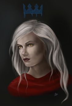 Manon Blackbeak, Vik F. on ArtStation at https://www.artstation.com/artwork/K5YnR
