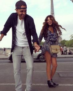 WEBSTA @ negin_mirsalehi - Nothing makes me laugh harder than to see him do a silly dance.