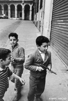 Marc RIBOUD :: Alger, 1963