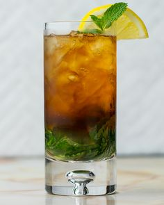 Get down and derby, Kentucky style, with this drink.