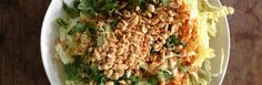 Spicy Peanut Slaw Recipe from Jessica Seinfeld  |  Great recipes you and your family will love