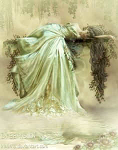 Pieces by lady-amarillis on DeviantArt Fantasy World, Fantasy Art, Amarillis, Green Cream, Mint Green, Shades Of Green, Colour Shades, Color Themes, Green Colors