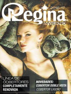 Catalogo Cobertores Regina 2016
