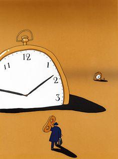 イラストレーター・絵本作家・漫画家として知られるたむらしげるの個展『たむらしげるの世界展II 空想旅行』が、東京・八王子市夢美術館で7月16日ま… Japanese Illustration, Illustration Art, Haruki Murakami, Reference Images, Art Club, Clock, Animation, Anime, Drawings