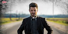 New set of cards launched this morning for the new season of Preacher.