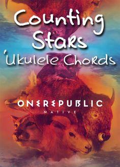 counting stars ukulele chords