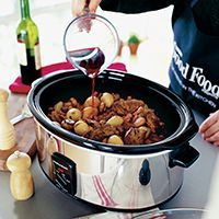 Slow cooker cooking tips; especially--converting from low to high setting, and converting conventional times to slow cooker times.