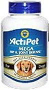 ActiPet Mega Hip and Joint Defense for Dogs 60 Chewable Tablets