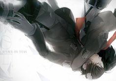 Shingeki no Kyojin by じょにー