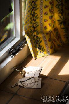 old keys in the sunshine